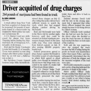 tennessean newspaper article